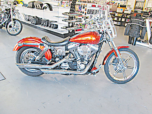 2004 HD FXD CUSTOM 9k miles beautiful over 32000 invested 7619 will accept street rod trade-i