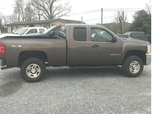 2008 CHEVY 2500 LT 148k miles 60 gas auto 4x4 1503 16500 TWIN D AUTO SALES Johnson City TN