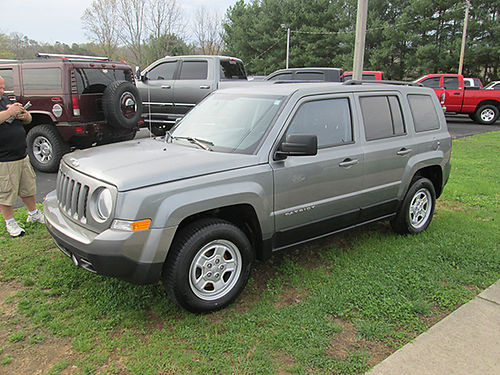 2013 JEEP PATRIOT auto all power 4x4 with onl 76k miles nice SUV 14655 Was  12900 Now 1190