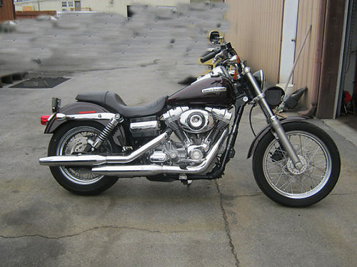 2007 HARLEY DAVIDSON SuperGlide 7700 miles Reduced 8500 STOUTS RIVERSIDE AUTO Elizabethton TN