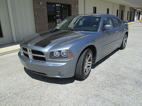 2006 DODGE CHARGER RT Hemi V8 Road  Track Pkg loaded sunroof great shape 63K miles garage ke