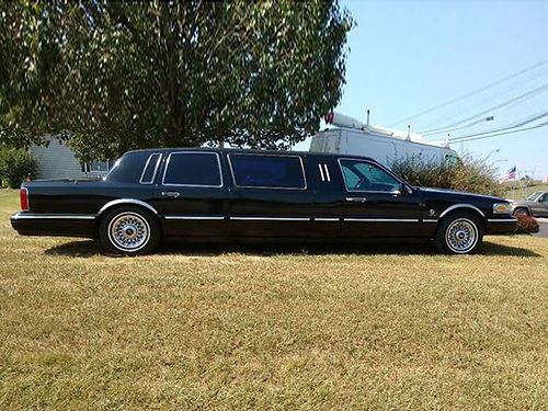 1995 LINCOLN TOWN CAR Limousine Great Buy 125 9800 MR Ds AUTOMOTIVE Piney Flats TN