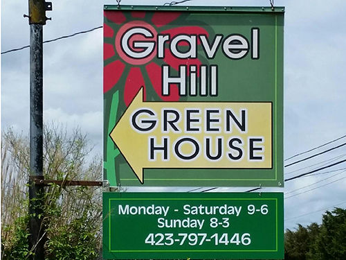 GRAVEL HILL GREENHOUSE Wide Variety of Succulents flowers herbs shrubs vegetable plants etc Mo