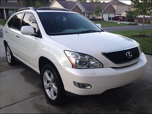 2005 LEXUS RX330 Tan leather 146k miles auto liftgate custom floor mats leather loaded heated