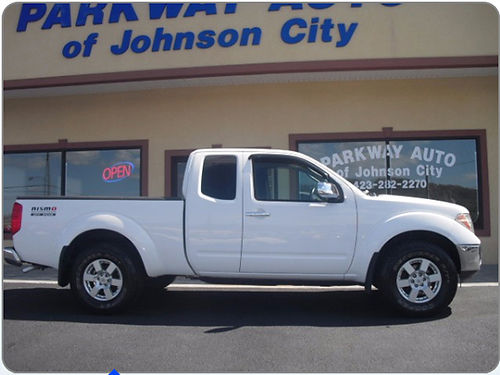 2006 NISSAN FRONTIER X Cab 4x4 v6 manual 133k miles J-444590 10950 PARKWAY AUTO OF JC
