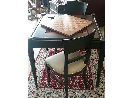 GAME TABLE Batgammon chess boards table and games made from solid wood 399 423-207-6676
