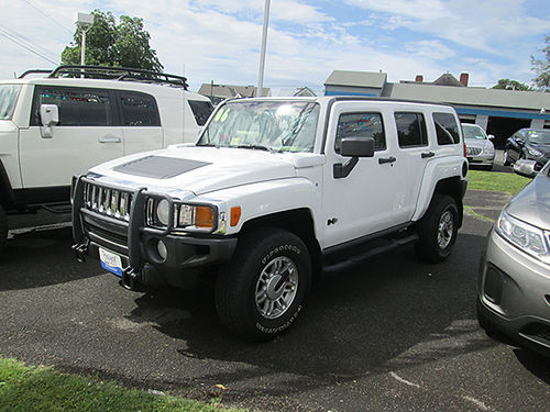 2006 HUMMER H3 21116B Was 13995 Now 11995 WALLACE USED CARS BRISTOL