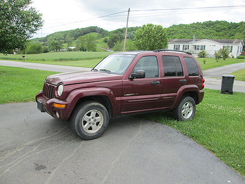 2002 JEEP LIBERTY 4x4 clean 513 3995 MR Ds AUTOMOTIVE Piney Flats TN