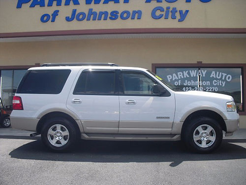 2007 FORD EXPEDITION 2WD Eddie Bauer 187k miles J-A42651 8950 PARKWAY AUTO OF JC