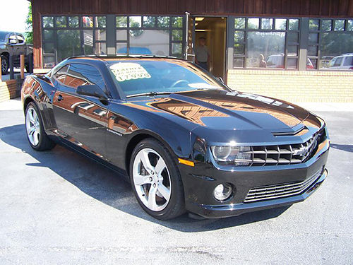 2010 CHEVY CAMARO Super Sport 62L V8 paddle shift auto leather Boston sound System 20 wheels