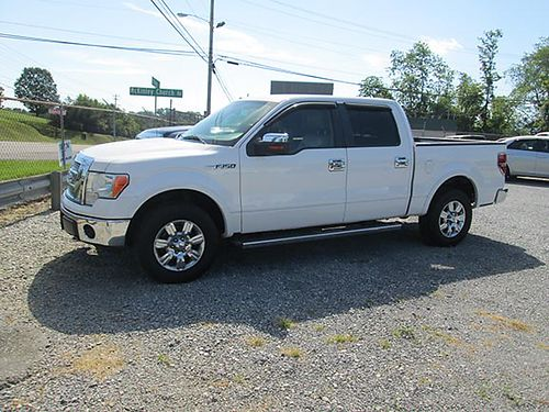 2010 FORD F150 4x4 Lariat Crew Cab 150k miles 6646 13900 TWIN D AUTO SALES Johnson City TN