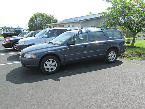 2004 VOLVO XC70 AWD runs great clean 160000 miles 516 2995 MR DS AUTOMOTIVE Piney Flats TN