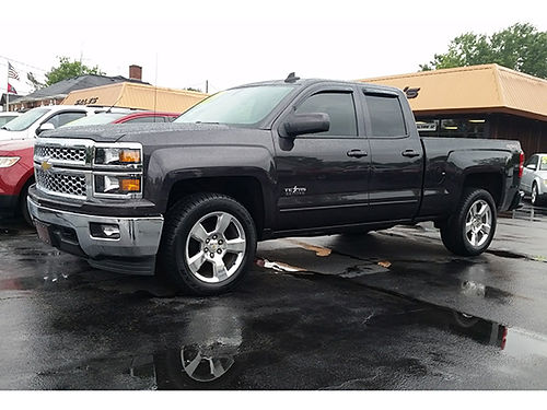 2015 CHEVY 1500 Dbl Cab LT 4x4 Texas Edt 4dr all power loaded new tires 20 wheels tow pkg 5