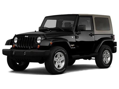 2007 JEEP WRANGLER Camp Jeep Special Edition 4WD Rare Find 512 12900 LEGG MOTOR CO