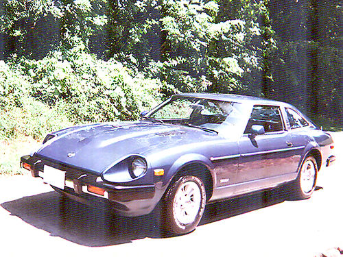 1980 NISSAN 280Z 37k actual miles orig tires Very good condition Best offer over 15000 Must se