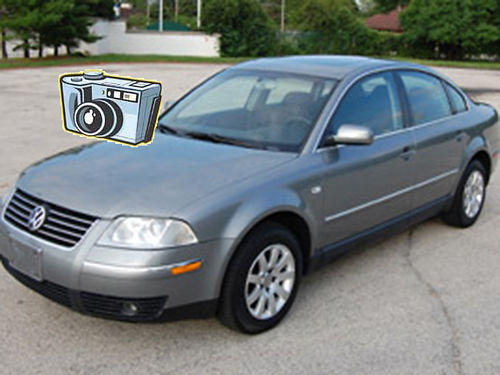 2003 VW PASSAT GLS 28L V6 176161 miles clean vehicle Only 2500 423-343-5726