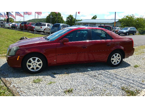 2007 CADILLAC extra clean clean CarFax 2201 Was 8470 SALE 6400 MR DS AUTOMOTIVE Piney Flats T