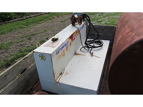 GAS TANK spare in good shape needs pump 325 864-457-6201