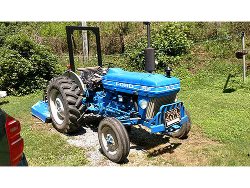 FORD TRACTOR 3610 diesel 2000 hours live power ps good tires 6500 Penn Gap VA before 9pm 276