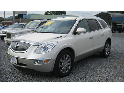 2011 BUICK ENCLAVE AWD MB396 15950 MEREDITH BROTHERS Elizabethton TN