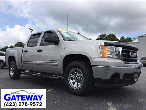 2008 GMC SIERRA 1500 V8 auto 4dr Crew Cab G7479 15847 Gateway Auto Center Jonesborough TN