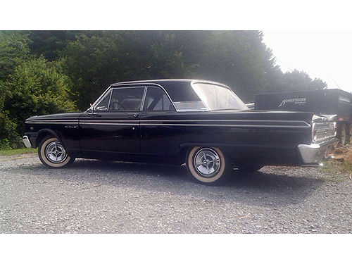 1963 FORD FAIRLANE 500 35K miles good cold air 2nd owner Service Records Immaculate Condition