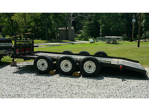 EQUIPMENT TRAILER 21 trailer to haul equipment 3000 276-639-2146 276-796-5374