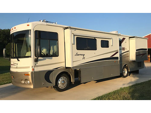 2001 WINNEBAGO made by Journey EC always garage kept good tires 45000 423-782-7132