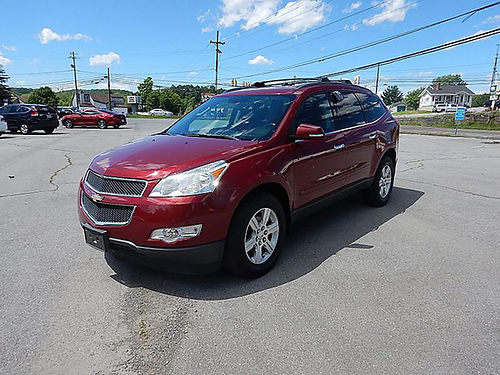 2010 CHEVY TRAVERSE LT AWD 12065 12925 CARLS AUTO