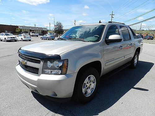 2008 CHEVY AVALANCHE 1500 4WD 12070 14700 CARLS AUTO