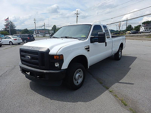 2008 FORD F250 Super duty 4WD 12097 13950 CARLS AUTO