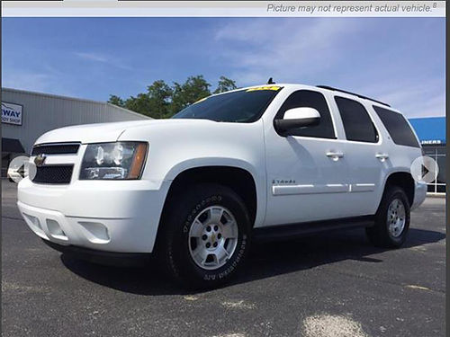 2008 CHEVY TAHOE 4x4 3rd row v8 auto loaded leather G6624 16990 Gateway Auto Center Jonesbo