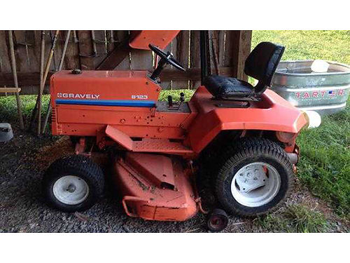 RIDING MOWER 50 cut many new parts works great 800 423-217-5691
