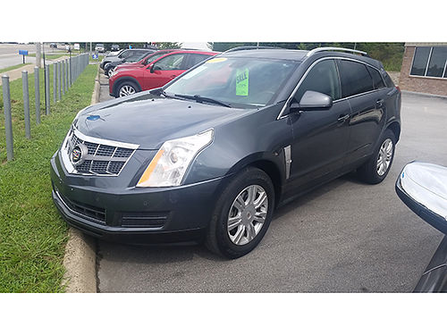 2010 CADILLAC SRX v6 auto loaded G5816 13114 Gateway Auto Center Jonesborough TN