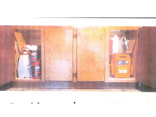 BREAKFAST BAR Storage Cabinet 6 x 3 x 2 deep 7 top 3 w not shown 275 423-239-8552 after 5pm