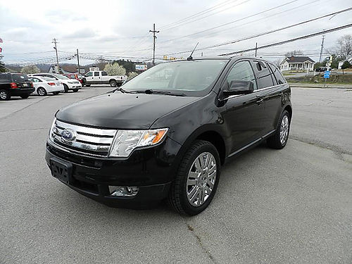 2010 FORD EDGE LIMITED AWD 35 v8 1 owner 12019 13875 CARLS AUTO