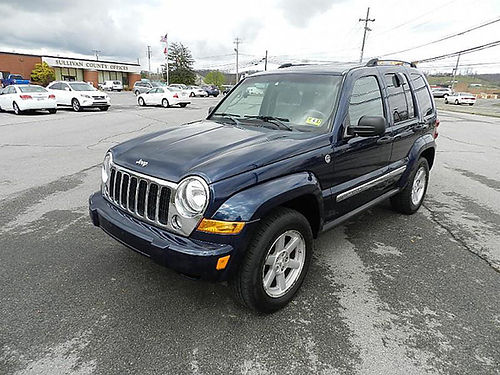 2006 JEEP LIBERTY LIMITED 4WD 37 v8 12030 8925 CARLS AUTO