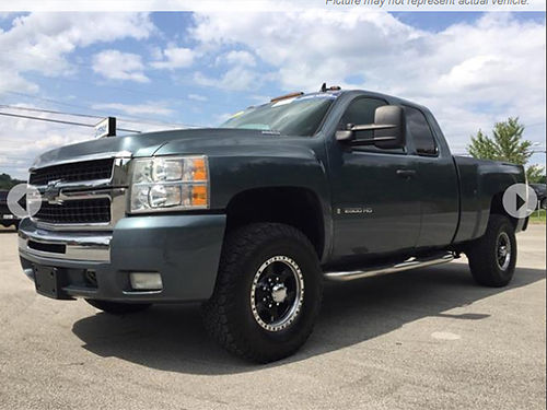 2007 CHEVY 2500 Duramax only 88000 miles G3071 28823 Gateway Auto Center Jonesborough TN