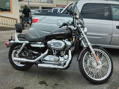 2005 HARLEY DAVIDSON 1200 1 owner low miles only 6000 Super nice 0501 5600 TT AUTO SALES King