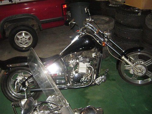 2007 JOHNNY PEG 1 owner only 600 miles black super clean 0701 1750 TT AUTO SALES Kingsport T
