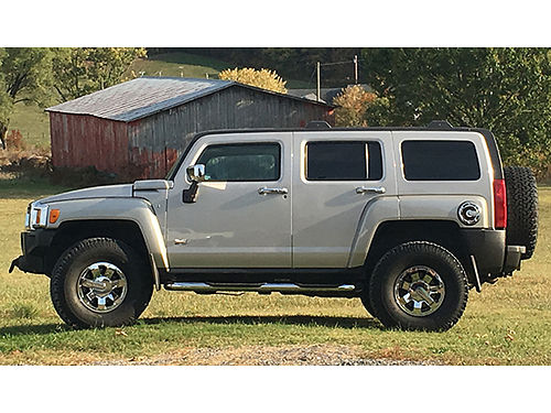 2006 HUMMER H3 Beautiful Cashmere Luxury Edt clean non-smoker sunroof tow pkg Monsoon spkrs le