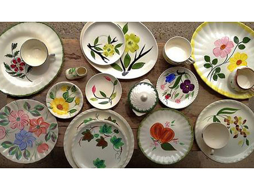 2018 Blue Ridge Pottery 40th Annual Show  Sale Thursday Oct 4th Preview Sale 5pm to 8pm Friday Oct