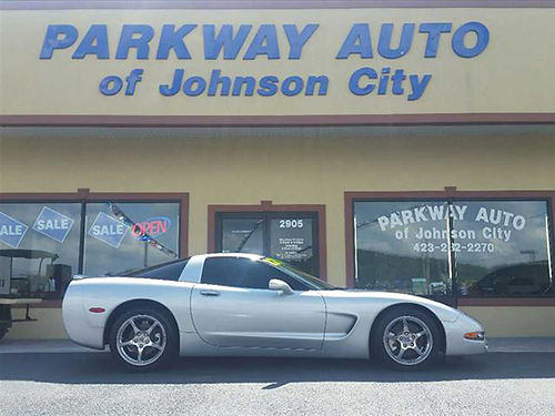 2000 CHEVY CORVETTE only 97k miles J-109383 12950 PARKWAY AUTO OF JC