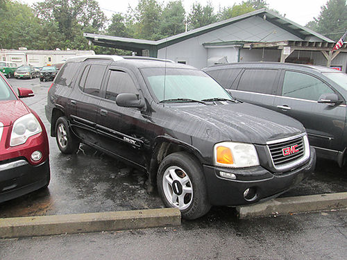 2004 GMC ENVOY 6 cyl 4WD all power 4 dr CD keyless entry alloys 170k miles 3801 3600 ALLEN