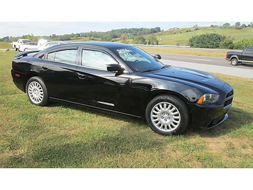 2014 DODGE CHARGER black beauty Interceptor equipped spoiler ready to go 1020 15900 MR DS AUT