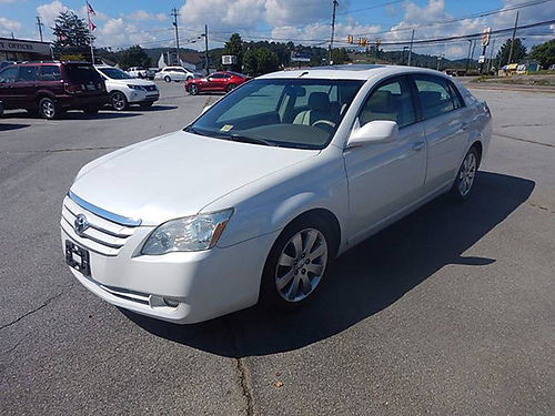 2006 TOYOTA AVALON XLE 35L 6 cyl one owner 12135 5950 CARLS AUTO 866-883-2302