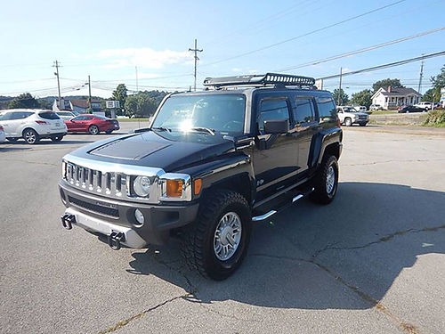 2008 HUMMER H3 37L AWD one owner 12137 13950 CARLS AUTO Blountville TN