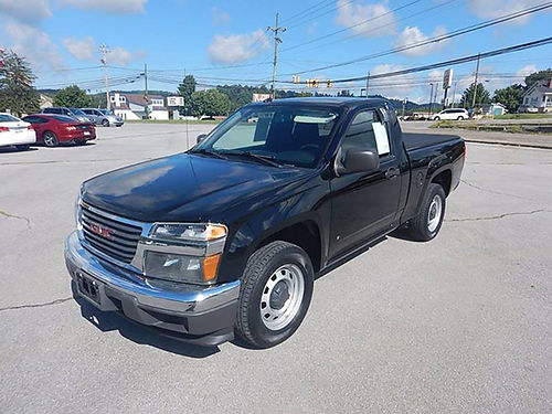 2009 GMC CANYON one owner 29L 12128 7950 CARLS AUTO Blountville TN