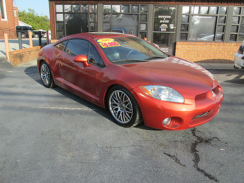 2007 MITSUBISHI ECLIPSE SE custom wheels springs many upgrades local trade must see MEC1 5990