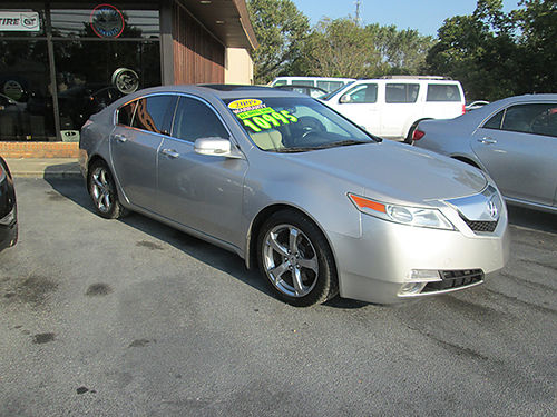 2009 ACURA TL AWD SH 6 cyl fully loaded psunroof new tires  brakes sharp ride local SHAW 1